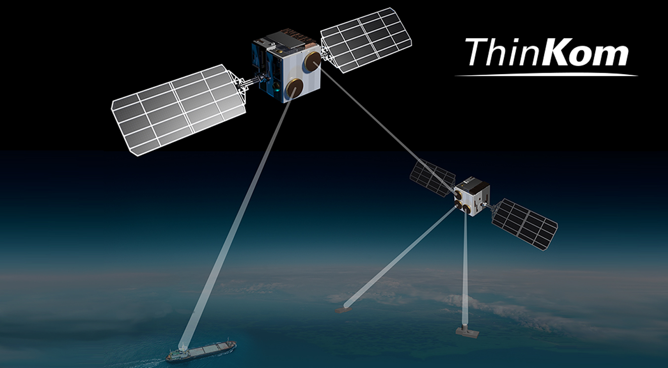 VICTS Antennas for Space Payloads
