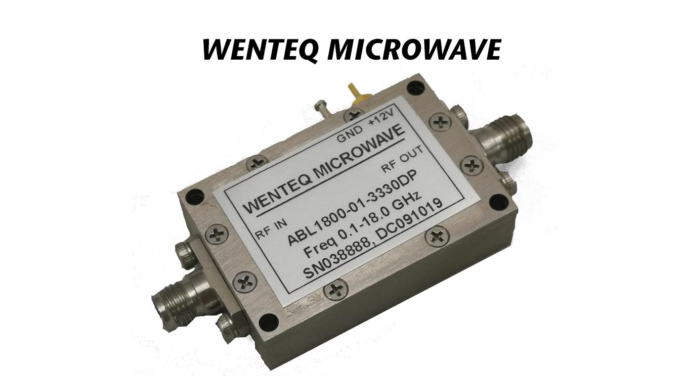 Broadband Low Noise Amplifier
