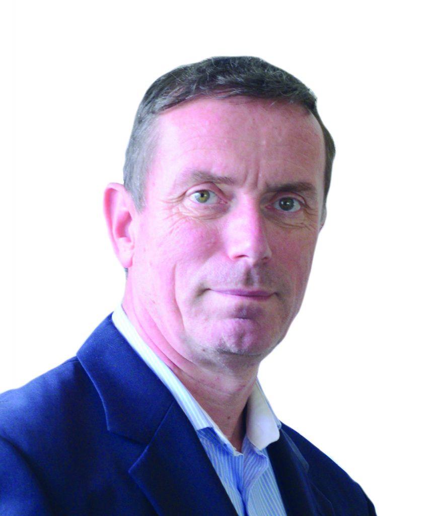 Colin Newman, Director of Antenna Business Development for Quectel